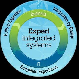 Expert Integrated Systems Logo